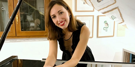 MARIANNA FASOLINO (Italia- Piano) tickets