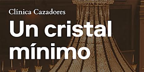 Muestra de Clínica Cazadores: Un cristal mínimo entradas