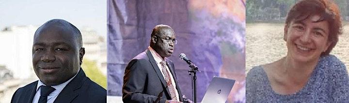 """Image pour Table ronde """"L'aventure spatiale en Afrique"""" - En ligne- Saison Africa 2020"""