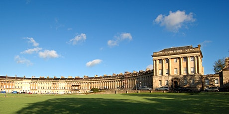 Ian Jelf's (Virtual) Tour of Bath tickets