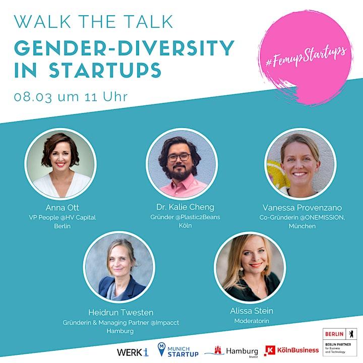 Gender-Diversity in Startups image