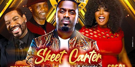 The Skeet Carter & Friends Celebrity Comedy Show tickets