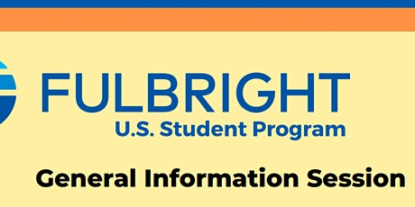 Teachers College Fulbright Program General Information Session (Virtual) tickets
