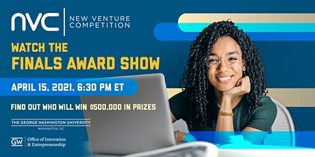 2021 GW New Venture Competition Award Show billets