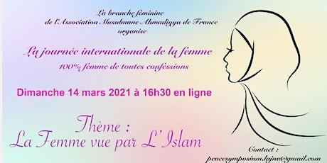 La Femme vue par l'Islam billets