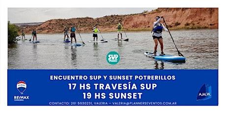 Encuentro SUP y Sunset Potrerillos entradas