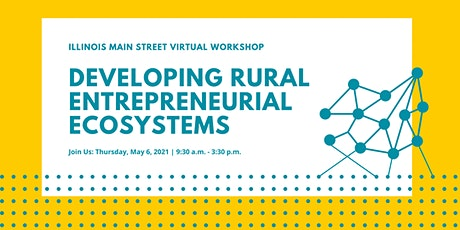 DEVELOPING RURAL ENTREPRENEURIAL ECOSYSTEMS tickets
