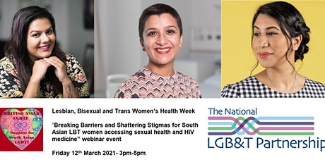 Breaking Barriers and Shattering Stigmas for South Asian LBT women tickets