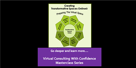Virtual Consulting with Confidence Masterclass Series tickets