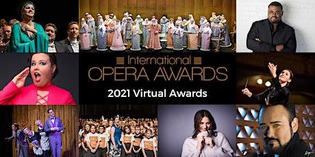 2021 International Opera Awards: Virtual Event tickets