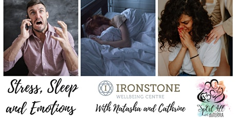 Support Stress, Sleep and Emotions Naturally tickets