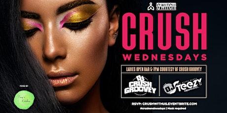 LXGRP Presents: Crush Wednesdays tickets