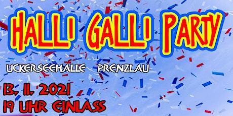 Halli-Galli-Party in Prenzlau tickets