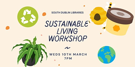 Sustainable Living Workshop with Aoife Munn tickets