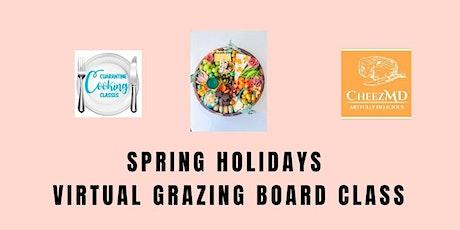 March Virtual Grazing Board Class tickets