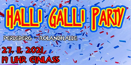 Halli-Galli-Party in Perleberg Tickets