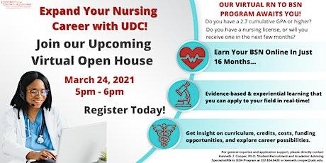 Open House - Online RN to BS in Nursing Program tickets