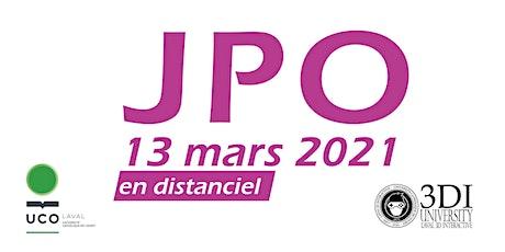 JPO UCO Laval 13 mars billets