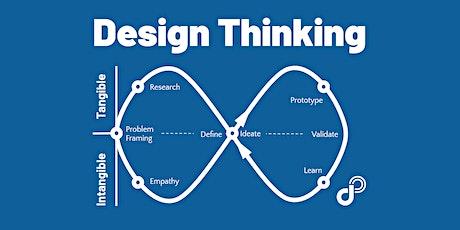 Kreative Innovation mit Design Thinking & -Sprints (1h, online) tickets