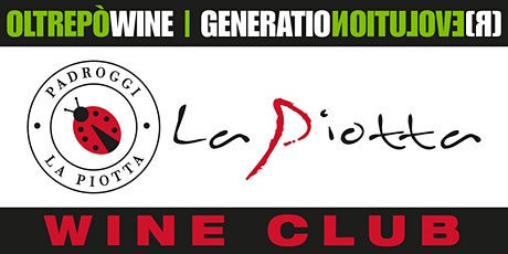 """La Piotta Wine Club - degustazione """"89/90 Rosso"""" biglietti"""