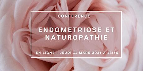 """Conférence """"Nutrition et Endométriose"""" tickets"""