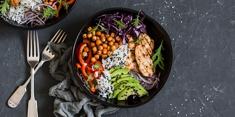 Personalize Your Plate - Build a Nutrient-Balanced Buddha Bowl (Webinar) tickets
