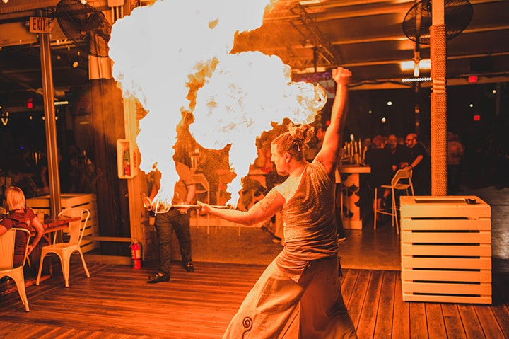 FULL MOON Party at The Wharf Miami image