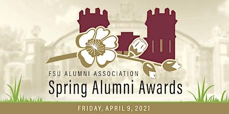 Spring Alumni Awards tickets