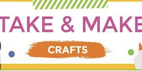 Make an take craft on zoom with curbside pick up -March 26 tickets