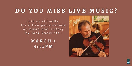 America's Music with Jack Radcliffe tickets