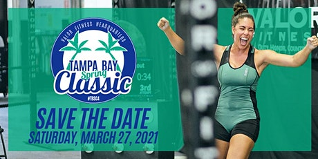 Tampa Bay Spring Classic 4 tickets