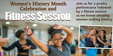Women's History Month Celebration & Fitness Session tickets