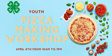 Pizza Making Workshop  tickets