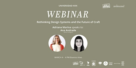 Rethinking Design Systems and the Future of Craft tickets