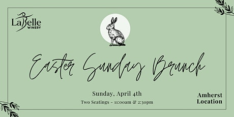 Easter Sunday Brunch - LaBelle Winery Amherst tickets