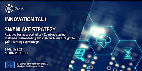 Innovation Talk: Swanlake Strategy Tickets