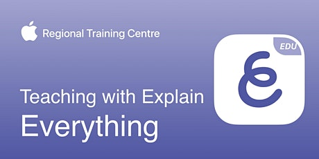 Teaching with Explain Everything tickets