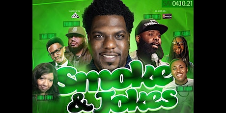 Smoke & Jokes Comedy Show tickets