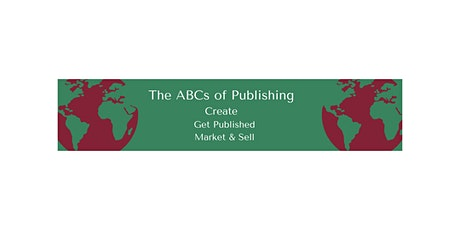 The ABCs of Publishing - Part 1: Creating Your Story tickets