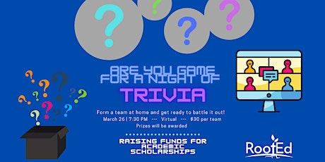 Trivia Night for a Cause! tickets
