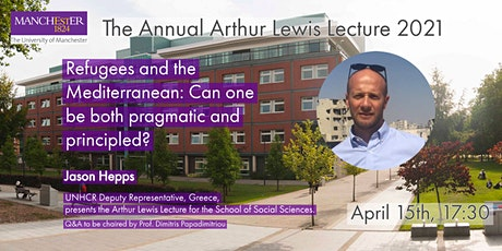 The Annual Arthur Lewis Lecture 2021 tickets