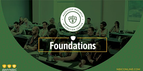 Foundations: Entrepreneur Training Program [Morning] tickets