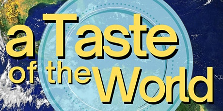 A Taste of the World  Organization Sign-Up tickets