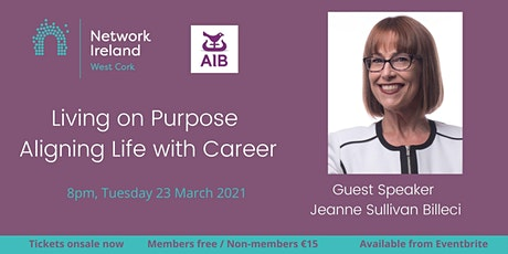 Living on Purpose | Aligning Life with Career tickets