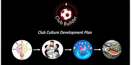 Club Builder 2035  | Club culture development plan tickets