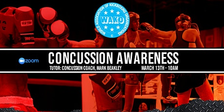 Concussion in Combat Sports tickets