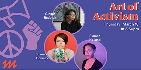 Art of Activism: Shine a Light on Hidden Truths tickets