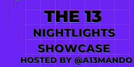 The 13 Night Lights tickets