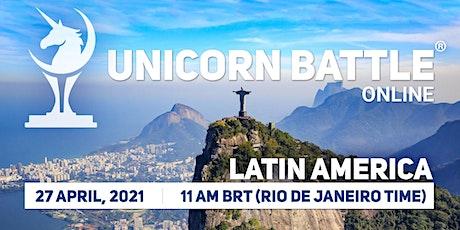 Unicorn Battle Latin America tickets
