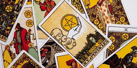 Tea and Tarot: Sovereign Swords tickets